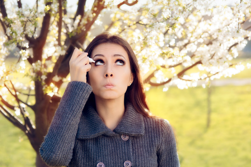 How to Get Relief from Eye Allergies This Fall | First Eye Care North Arlington
