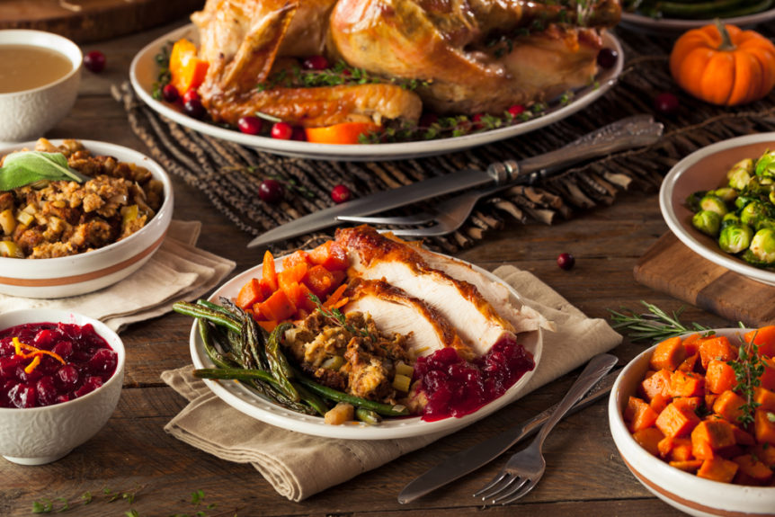 Thanksgiving Foods That Are Great for Eye Health  | First Eye Care Arlington