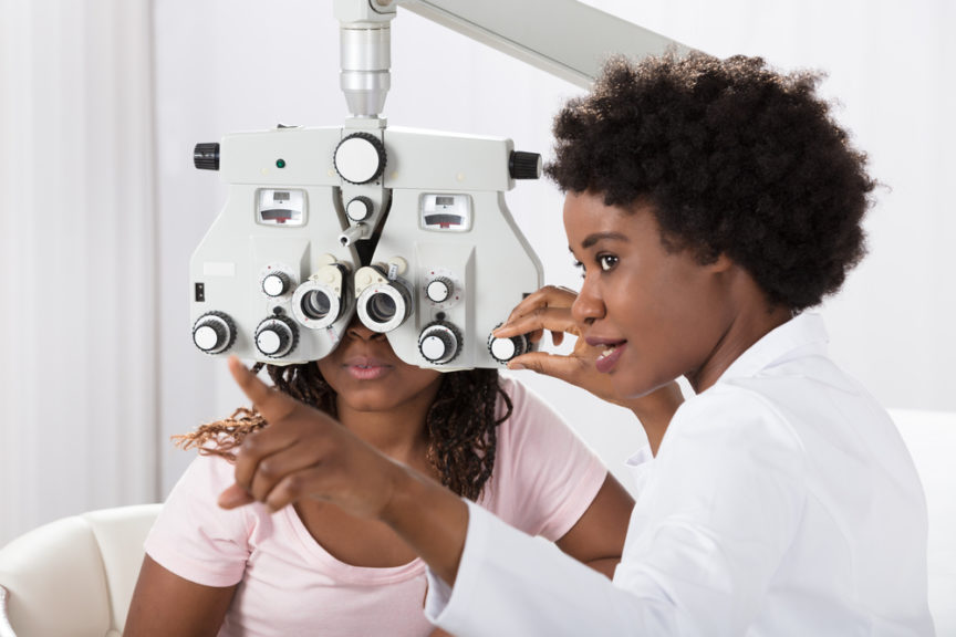 August is National Eye Exam Month - First Eye Care North Arlington