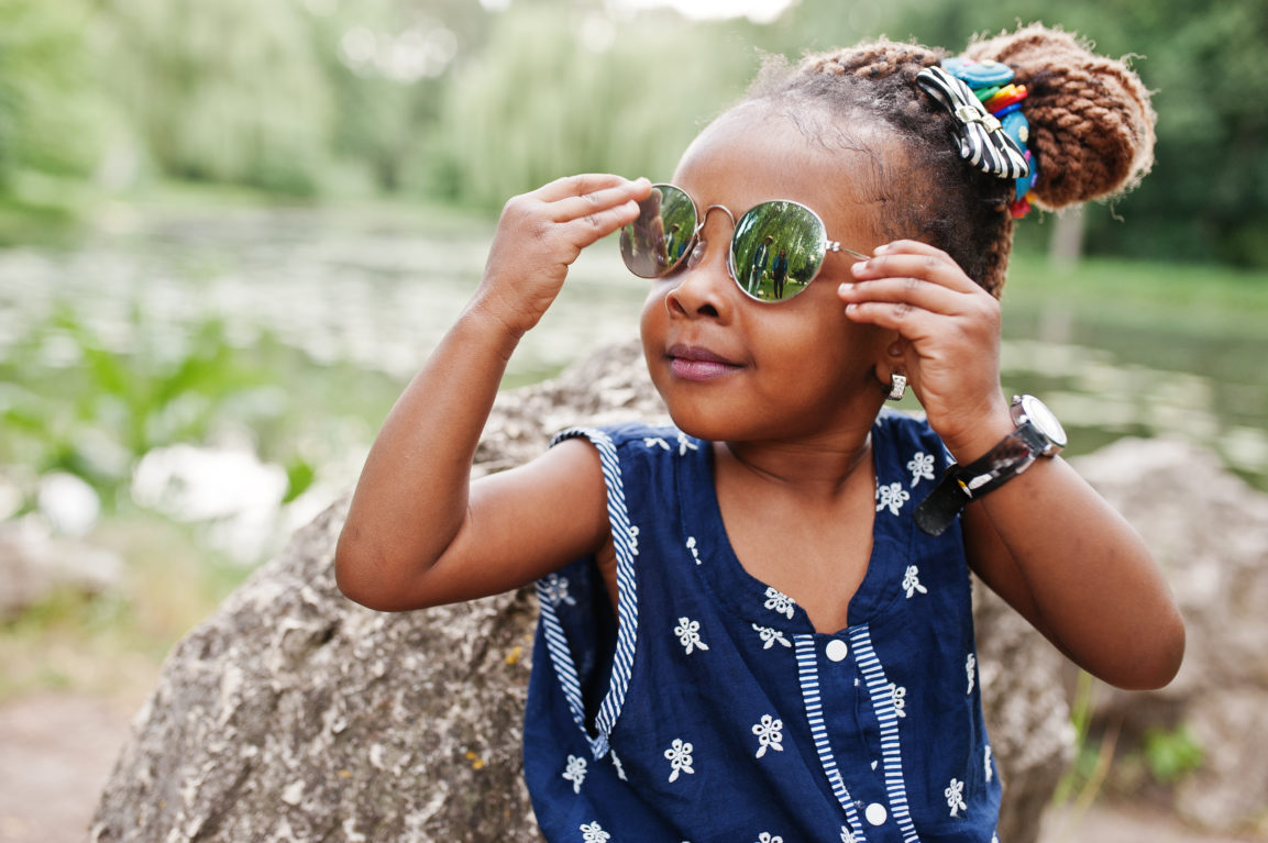 Getting Your Child to Wear Sunglasses - First Eye Care North Arlington